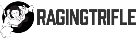 Logo: RAGINGtrifle