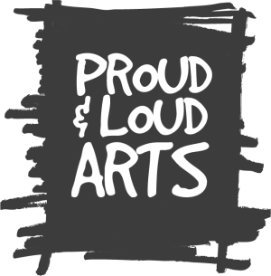 Logo design: Proud And Loud Arts