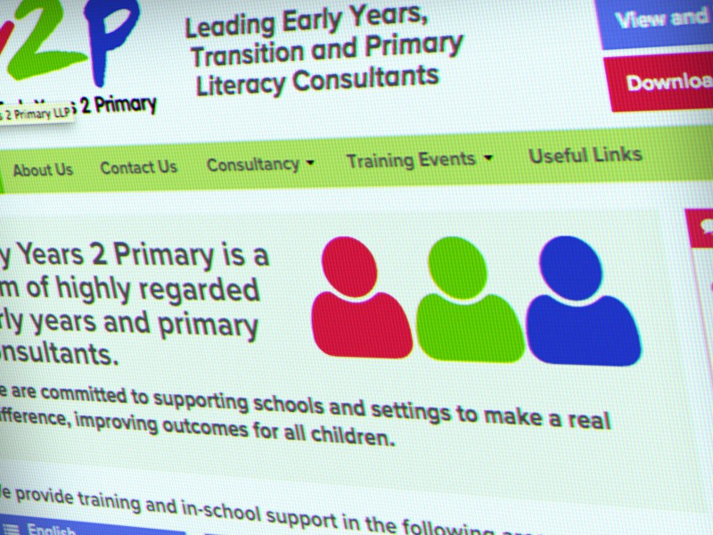 Photo: Early Years 2 Primary