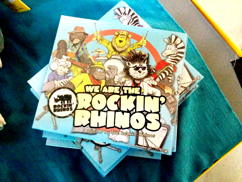 Photo: The Rockin' Rhinos