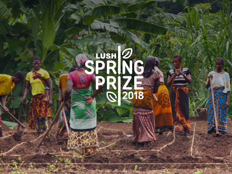 Photo: The Lush Spring Prize